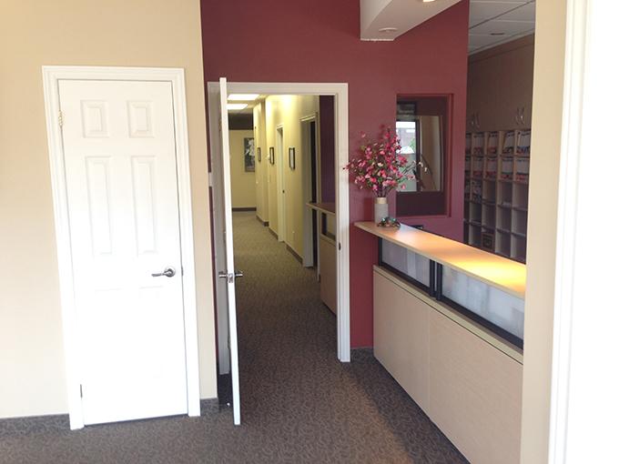 Alpha Dental Care Milton Dentist Office Our Office